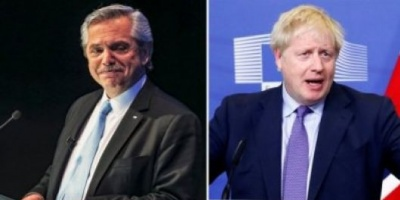 """Respuesta de Londres por Malvinas: """"El Reino Unido está listo para trabajar con el presidente que sea elegido"""""""