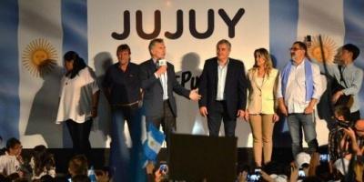 """Macri dijo que """"con tiempo resolverá los problemas"""""""