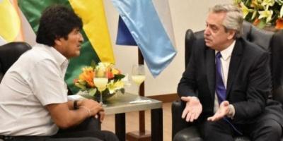 """Alberto Fernández: """"En Bolivia se ha consumado un golpe de Estado"""""""