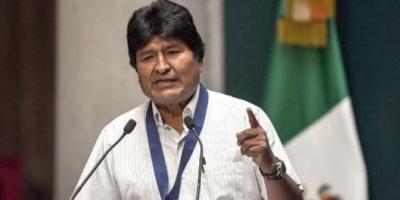 """Evo Morales, desde México: """"Si mi pueblo pide, estamos dispuestos a volver para pacificar"""""""