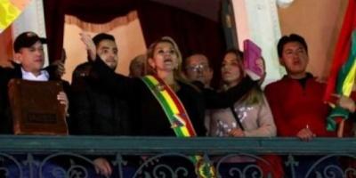 Estados Unidos reconoció a Jeanine Áñez como presidenta interina de Bolivia