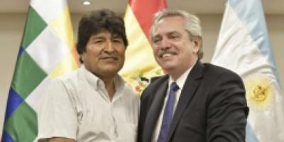 """Alberto Fernández, sobre asilara Evo Morales: """"Para mí será un orgullo recibirlo"""""""