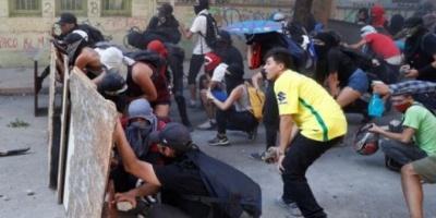 Crece la tensión en Chile: Santiago y otras ciudades viven una nueva jornada de violentas protestas