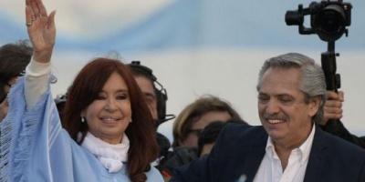 Cristina Kirchner se reúne con Alberto Fernández por armado de Gabinete