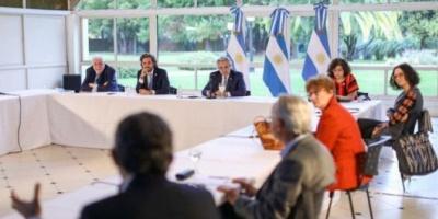 Alberto Fernández analizó la extensión de la cuarentena con expertos y sigue con ronda de gobernadores  <div> </div>