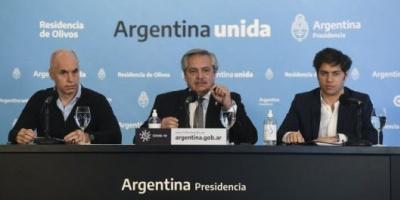 """Alberto: """"Vamos a prorrogar hasta el 7 de junio la cuarentena"""""""