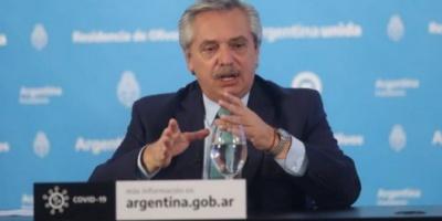 """Alberto Fernández, sobre la mesa judicial M y el espionaje ilegal: """"Nos acusaban de hacer estas cosas a nosotros porque ellos las hacían"""""""