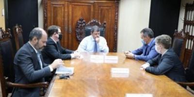 Ministro planteó que Brasil no renovaría la concesión del puente Santo Tomé - São Borja
