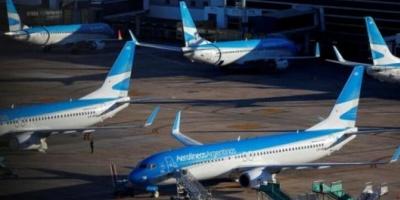 Aerolíneas Argentinas analiza mudar parte de su operación de cabotaje a Córdoba