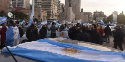 Banderazo federal en el Obelisco y distintas ciudades del país