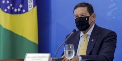 """La pandemia perjudicó """"proceso de distensión"""" entre Brasil y Argentina, dijo el vicepresidente Mourao"""