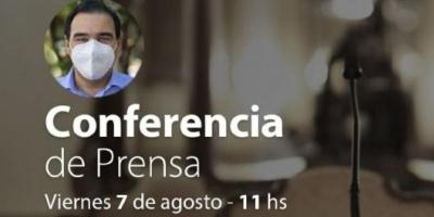 Valdés dará una conferencia de prensa  <div> </div>