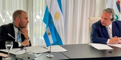 """El Presidente apunta a un acuerdo con el FMI con """"objetivos"""" y """"redistribución del ingreso"""""""