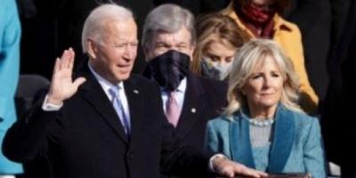 """Nueva etapa en EE.UU. Joe Biden asumió como presidente: """"La democracia ha prevalecido"""""""