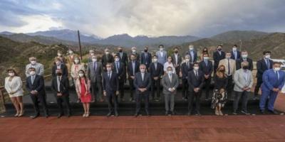"""Fernández: """"Hay un Gobierno de un presidente y 24 gobernadores""""  <div> </div>"""