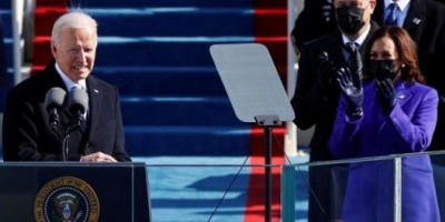 """""""El vínculo entre nuestros países se fortalecerá"""", subrayó Fernández en un saludo a Biden"""