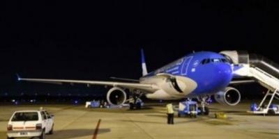 Parten dos vuelos de Aerolíneas Argentinas rumbo a Moscú para traer más vacunas