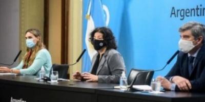 """Vizzotti alertó sobre el """"crecimiento inusitado"""" de casos de Covid-19 tras reunirse con Carreras"""
