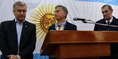 Macri presentó abogados en la causa por espionaje a los familiares de las víctimas del ARA San Juan
